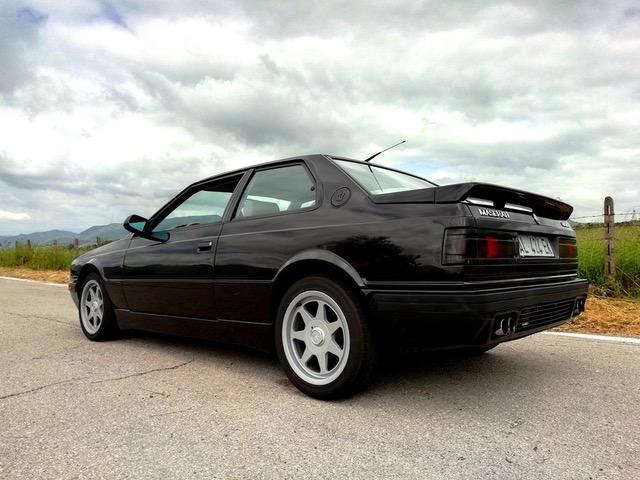 Maserati Biturbo Racing (1991) - 1 of 230 - Tom's Car ...