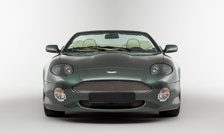 Aston Martin Db7 Vantage Volante V12 2003 20 700mls 550hp Bbr Gti Engine Power Upgrade Tom S Car Connections